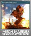 Mech Marines Steel March Foil 5