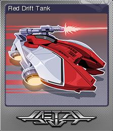 Metal Drift Foil 2