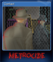 Metrocide Card 3