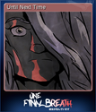 One Final Breath Episode One Card 5