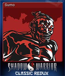Shadow Warrior Classic Redux Card 3