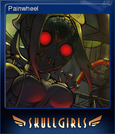 Skullgirls Card 06