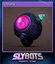 Slybots Frantic Zone Card 5
