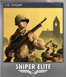 Sniper Elite V2 Foil 5