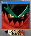 Sonic Forces Foil 13