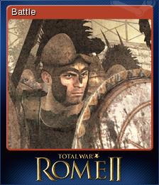 Total War Rome II Card 1
