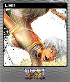 Ultra Street Fighter IV Foil 05