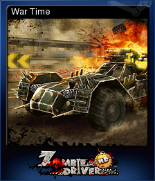 Zombie Driver HD Card 6