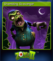 Zombie Tycoon 2 Brainhov's Revenge Card 5