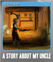 A Story About My Uncle Foil 4