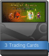 Army of Pixels Booster Pack