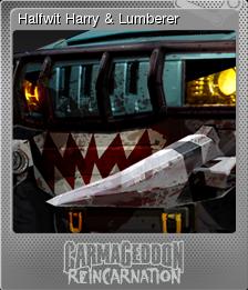 Carmageddon Reincarnation Foil 4