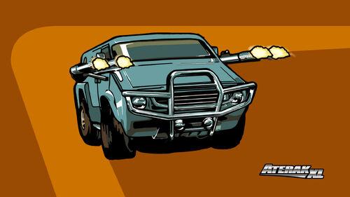 Carnage Racing Artwork 3