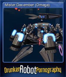 Drunken Robot Pornography Card 6
