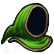 Magicka Emoticon greenwizard