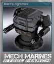 Mech Marines Steel March Foil 1