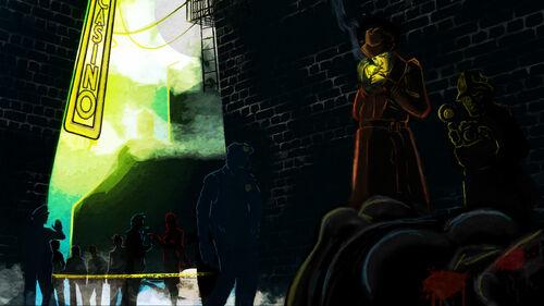 Noir Syndrome Artwork 5