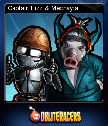 Obliteracers Card 1