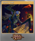 Royal Quest Foil 08