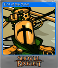 Shovel Knight Foil 5
