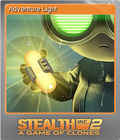 Stealth Inc 2 A Game of Clones Foil 6