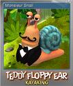Teddy Floppy Ear Kayaking Foil 2