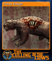 The Culling Of The Cows Card 2