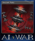 AI War Fleet Command Card 1