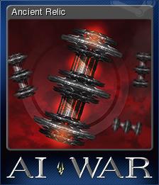 AI War Fleet Command Card 1