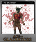 Age Of Gladiators Foil 1
