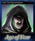 Age of Fear The Undead King Card 4