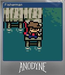 Anodyne Foil 8