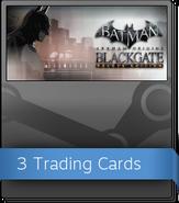 Batman Arkham Origins Blackgate - Deluxe Edition Booster
