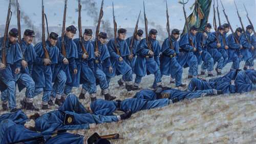 Battleplan American Civil War Artwork 3