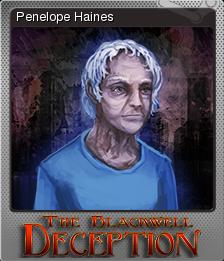 Blackwell Deception Foil 5