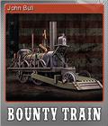 Bounty Train Foil 2