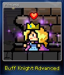 Buff Knight Advanced Card 1