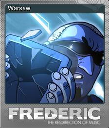 Frederic Resurrection of Music Foil 5