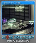 GoD Factory Wingmen Foil 6
