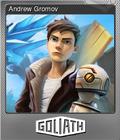 Goliath Foil 8
