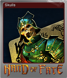 Hand of Fate Foil 8