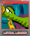 Lethal League Foil 5