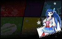 MegaTagMension Blanc + Neptune VS Zombies Background Tamsoft Background