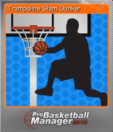 Pro Basketball Manager 2016 Foil 6