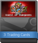 Quest of Dungeons Booster Pack