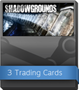 Shadowgrounds Booster Pack