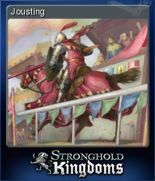 Stronghold Kingdoms Card 3