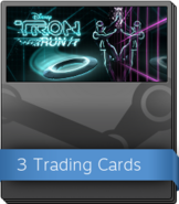 TRON RUNr Booster Pack