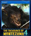 The Treasures of Montezuma 4 Card 2