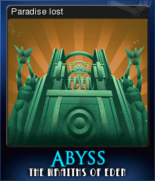 Abyss The Wraiths of Eden Card 5